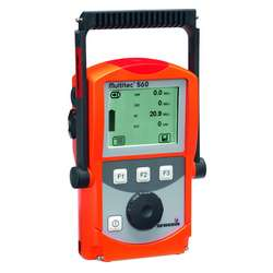 Cameron Instruments: Multitec 560 - Gas warning and measuring