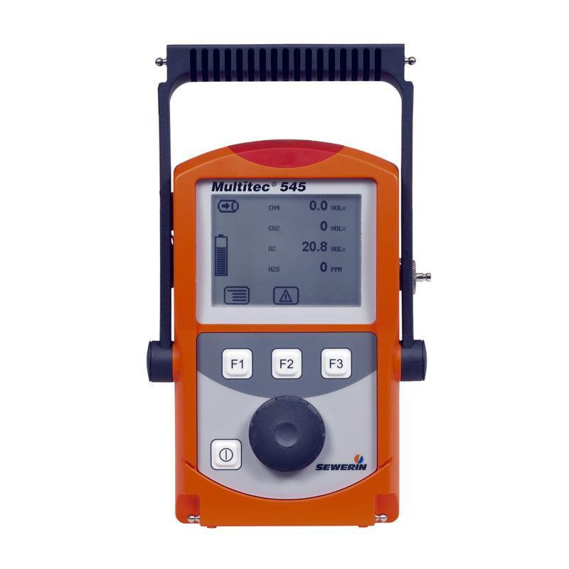 Cameron Instruments - Multitec 545 - Gas Measuring