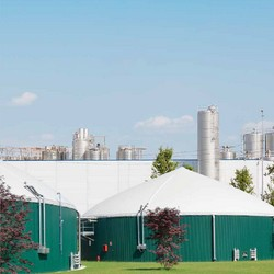 IES biogas - agricultural and agro industrial biogas plant