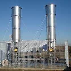 AAT Biogas - Flares