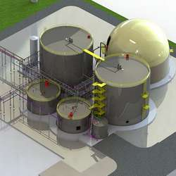 AAT biogas - Waste to Energy project design