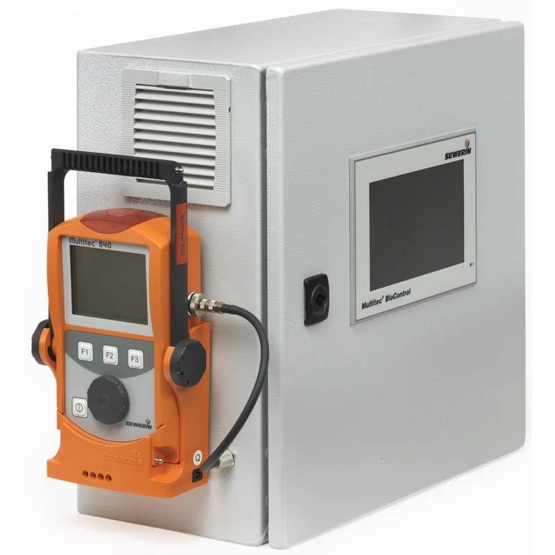 Cameron Instruments - multitec540 - Gas Measuring
