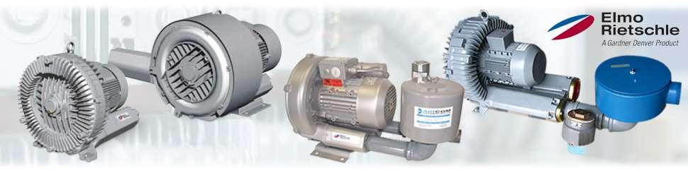 Aircom - Regenerative Blowers
