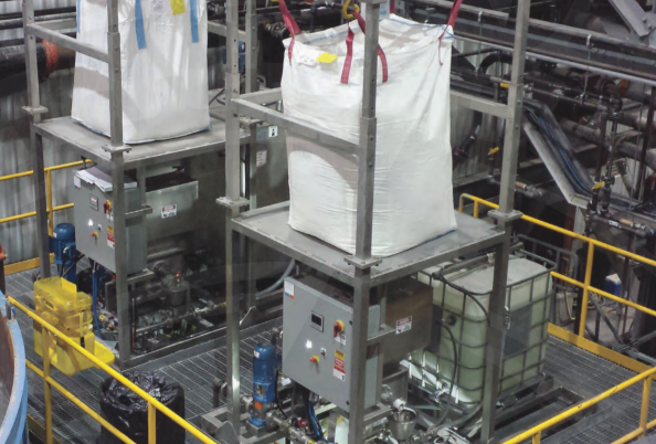 KGO Group - Dry Polymer Systems