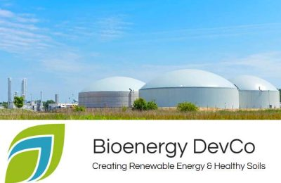Bioenergy DevCo Announces $106 Million Investment From Newlight Partners LP to Grow Anaerobic Digestion Technology Use Throughout North America