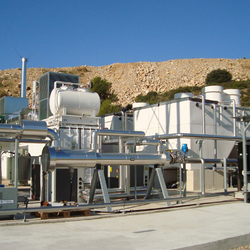 Prodeval - VALOGAZ - Biogas conditioning system