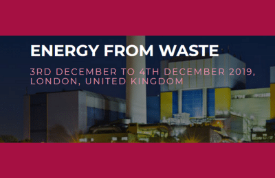 Energy From Waste 2019 Conference