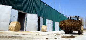 Bioferm – Dry Fermentation Anaerobic Digesters in the City of Edmonton - Biogas plant equipment