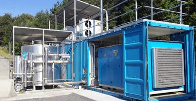 DMT – Jevnaker, the Circular City - biogas plant equipment