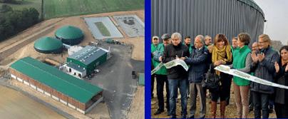 Naskeo – Methabrayer Project - Biogas plant equipment