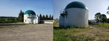 Bahler Biogas – Agriculture and Agri-food Small-Scale AD Research Project - Biogas plant equipment