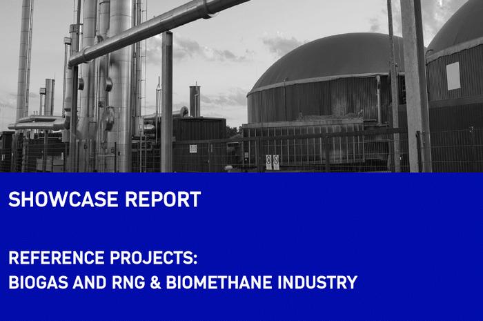 Outils d'aide à la décision en équipements pour le biogaz: une vitrine technologique de l'industrie pour vous aider!