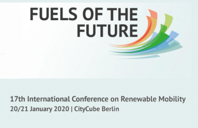 CO2-regenerative (sustainable) Mobility: Industry looks ahead to the Future during Fuels of the future 2020