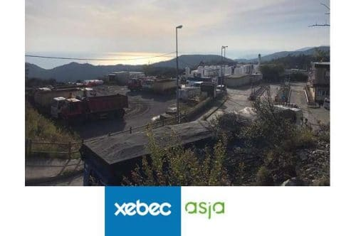 Xebec and Asja Announce a Construction Milestone on Genoa Landfill Site: Italy's First Landfill Gas Upgrading to RNG Plant