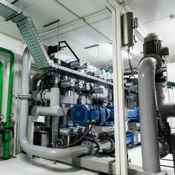 Groupe LZT-Pièces pour les usines biogaz