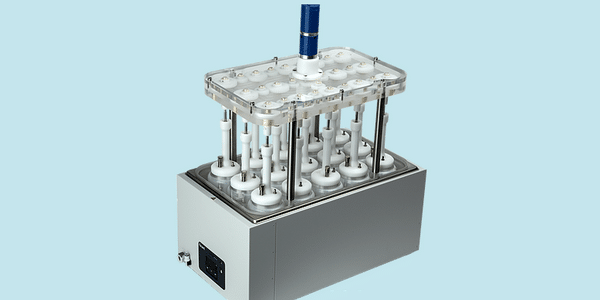 Anaero Technology - Nautilus Biomethane Potential Test Sets model (BMP model)