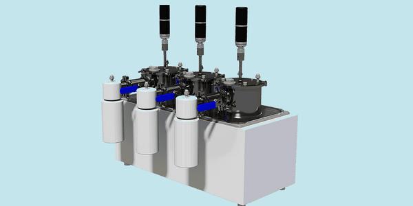 Anaero Technology-Pegasus model Biomethane potential test sets (BMP model)