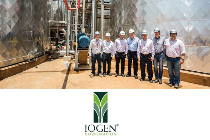 IOGEN - World-scale manure-to-fuel facility has successful start-up Threemile Canyon Farms' Oregon facility is steadily producing renewable natural gas