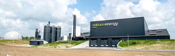 Korskro biogas plant