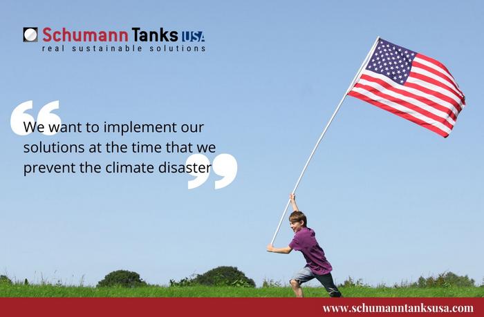 Schumann Tanks ouvre les portes d'une nouvelle compagnie 100% américaine: Schumann Tanks USA
