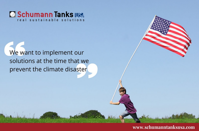 Schumann Tanks opens the doors of a new 100% American Company: Schumann Tanks USA!