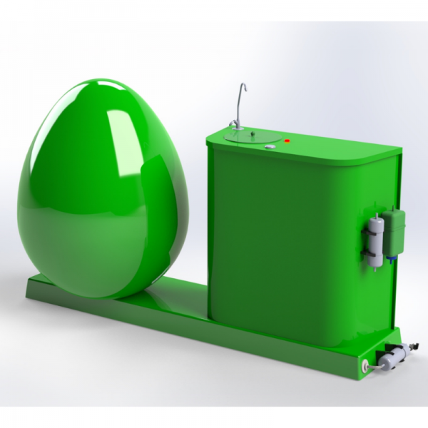 Small Scale Anaerobic Digester MyGug