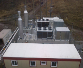 Tetra Tech - Biogas Plant