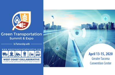 Green Transportation Summit & Expo Offers Alternative Fuels Workshops and Certifications on April 13th, 2020 in Tacoma, Washington
