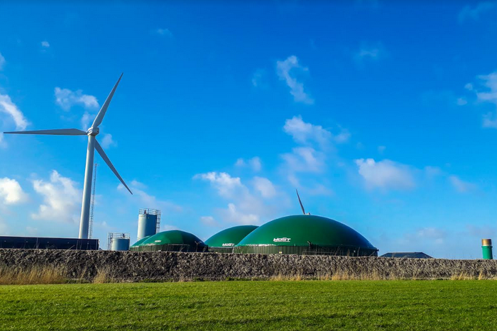 Biogas Marrum of HoSt receives Better Biomass sustainability certificate