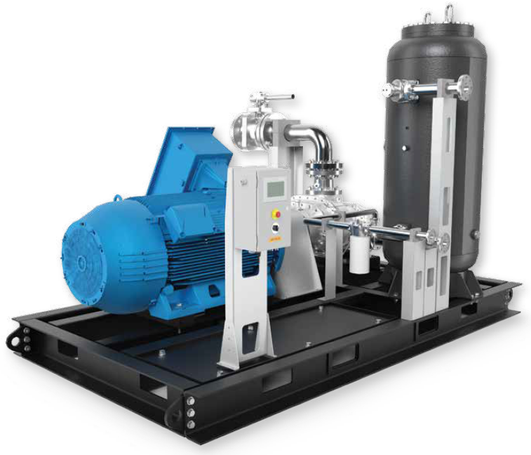 BAUER GRU™ 42 Gas Recovery System picture example