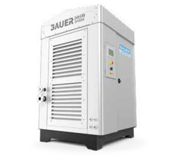 BAUER GRU™ 6 Gas Recovery System example