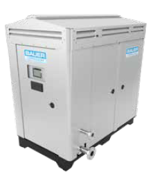 BAUER GRU™ 9 Gas Recovery System example