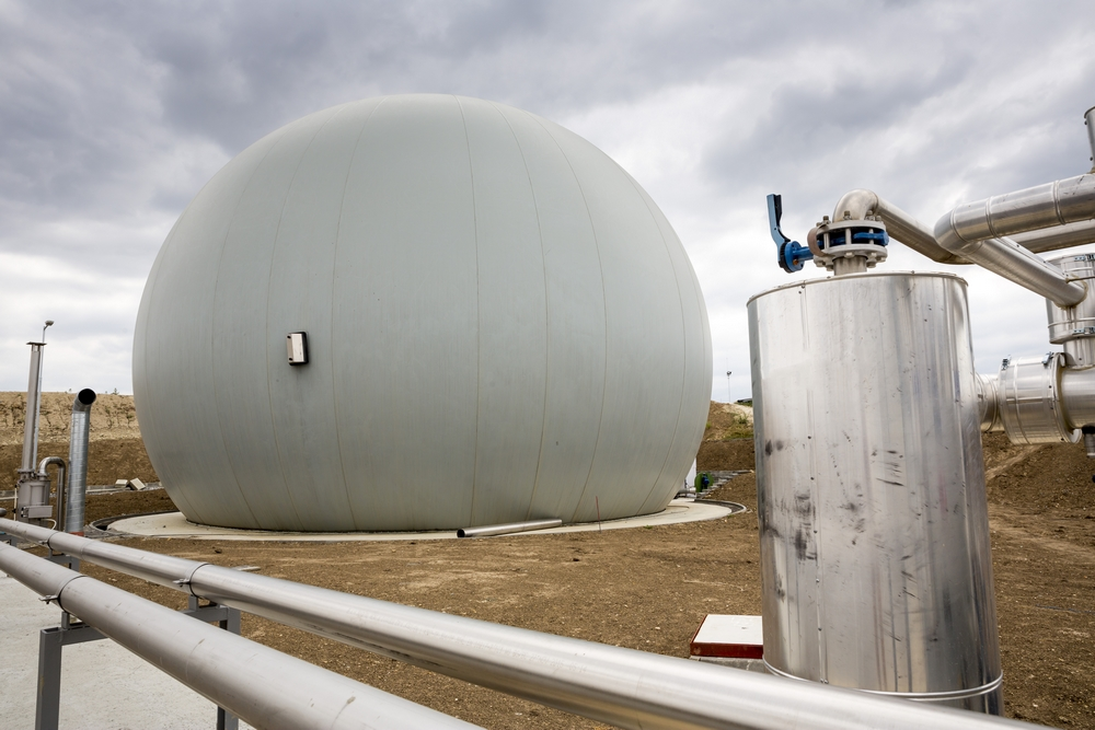 IEC- Gas Collection and Gas Storage Covers