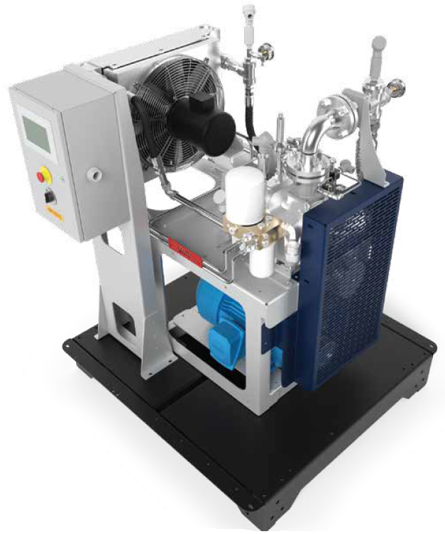 BAUER-GRU™ 3- Gas recovery system