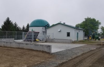 Bahler Biogas- small scale anaerobic digestion agricultural waste project