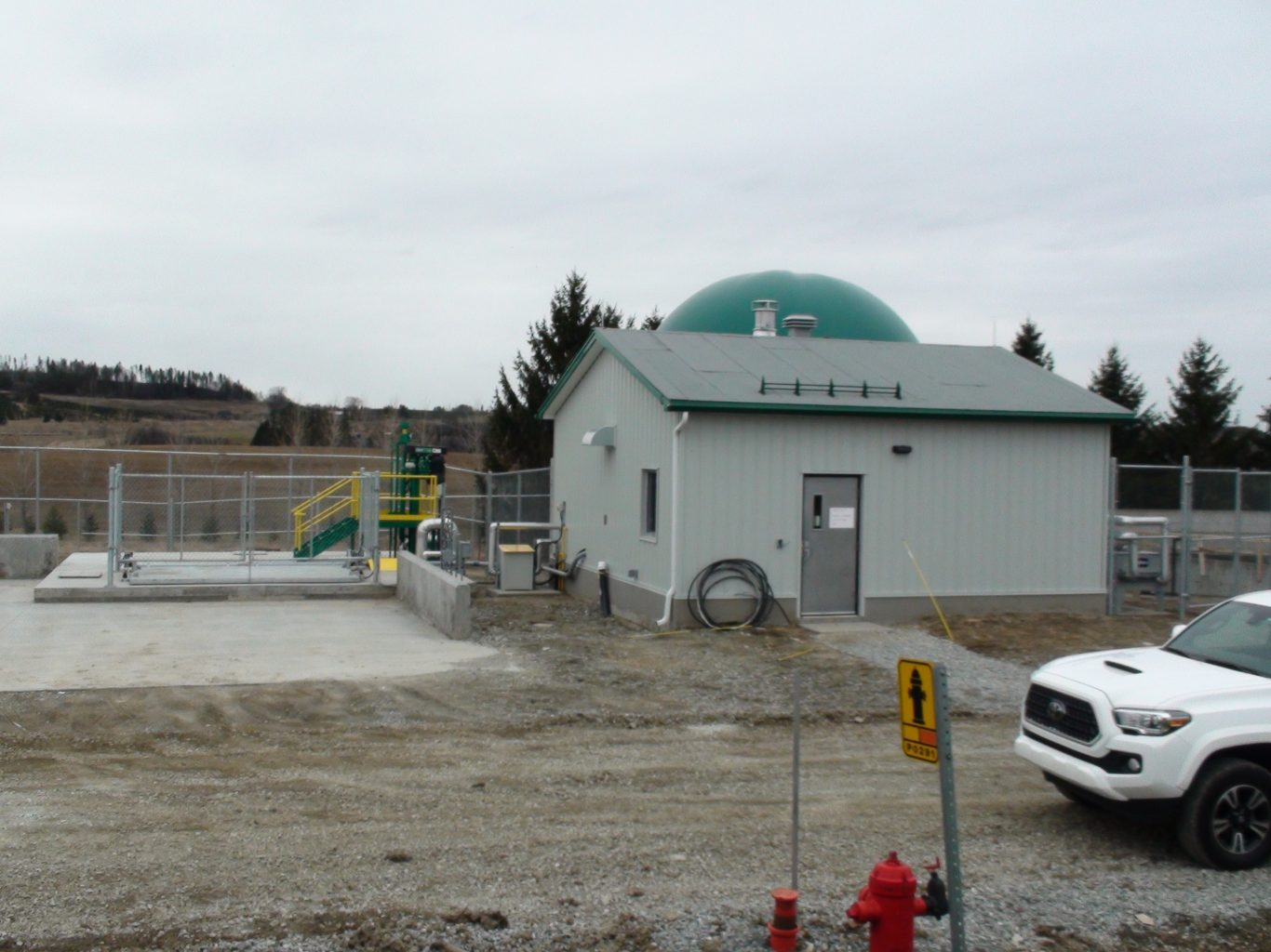 Bahler Biogas- Facilities small scale anaerobic digestion agricultural waste project