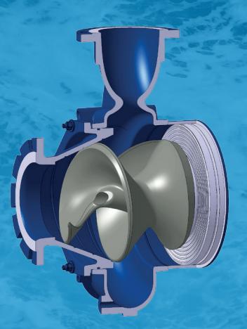 Integral-Hidrostal Centrifugal Pump-Hydraulics