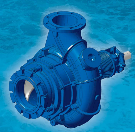 Integral-Hidrostal Centrifugal Pumps-Horizontal and vertical end suction pumps