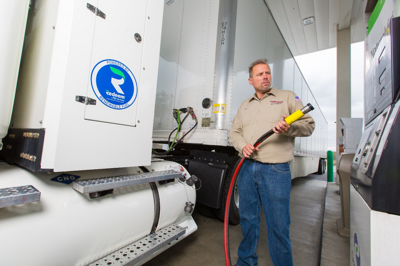 Clean Energy Fuels - Fueling station