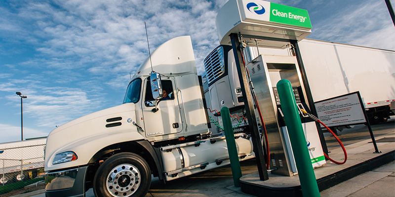 Clean Energy Fuels - Your Full-Service Provider