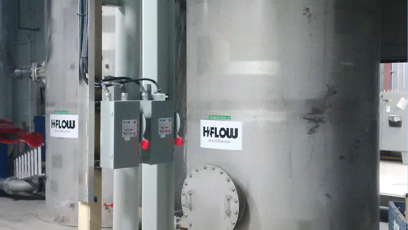 H2Flow-BioreactorTreatment-picture example