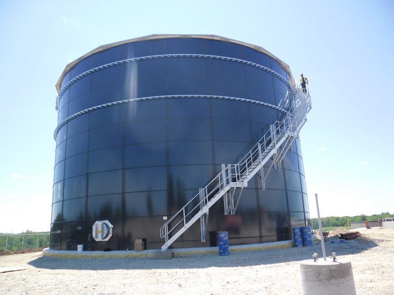 H2Flow-Field Erected Treatment Plant-picture example