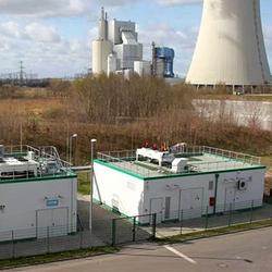 Samapi group - compresseur pour biogaz