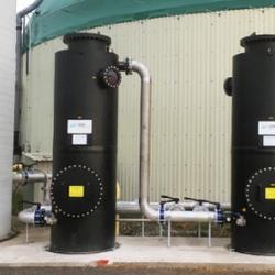 UGN Umwelttechnik Ltd._Biogas desulphurization