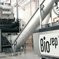 Technologie de pré-traitement BioSep©-Norsk Biogass AS