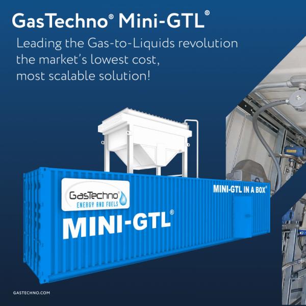 GasTechno® Mini GTLTM small-scale plant (1)