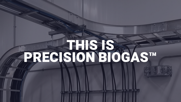 Fitec - Rebranding - New promotional banner - This is precision biogas