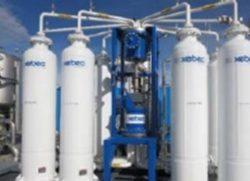 Photo de l'installation AIMAG SSO par Xebec - Systèmes épuration - Fournisseurs technologies biogaz