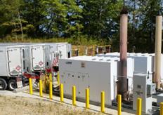 Photo du compresseurs pour biogaz d'ANGI - Fournisseurs technologies biogaz