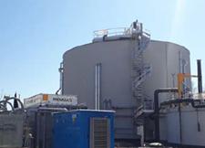 Photo du projet de l'usine de traitement des eaux usées de Fréjus Reyran par Veolia - Systèmes biométhanisation - Fourniseurs technologies biogaz